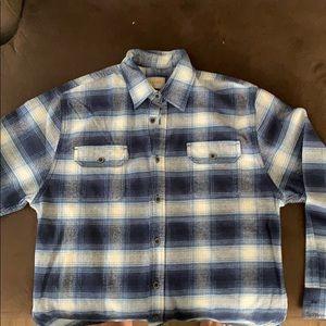 JACH'S Blue Flannel